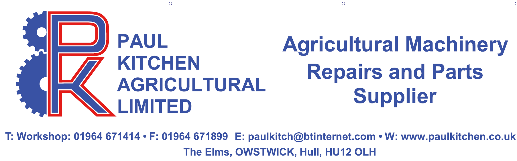 Paul Kitchen Agricultural